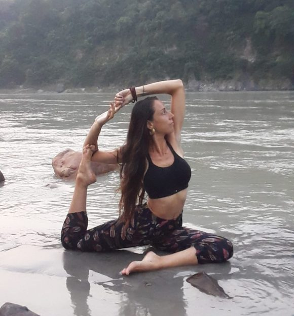 Maria Testa insegnante yoga