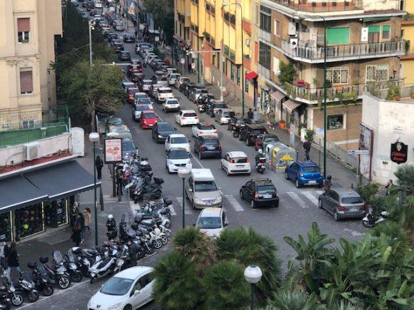 Traffico cittadino