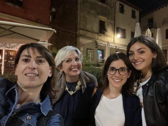 Educatrici Istituto Agrario Anzilotti Pescia
